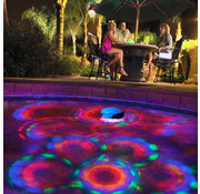Joni's Glow-Shop LED watershow