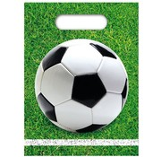 Kokliko Feestzakjes Voetbal Groen 6 stuks