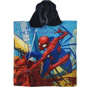 "Marvel Badponcho Spiderman ""The crime fighter"""
