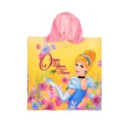 "Disney Badponcho Princess ""Once upon a time"" Geel"