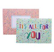 Joni's Winkel Felicitatie kaart It's all for you