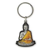 """Miko Luxe sleutelhanger """"Bescherm Boeddha"""""""