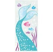 UNIQUE Cello Bags Mermaid 20 stuks