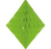 Folat Honeycomb Diamant Groen 30x24 cm