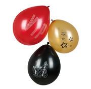 Boland Ballonnen VIP 6 stuks 25 cm