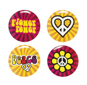 Boland Buttons Hippie