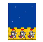 Folat Tafelkleed Ridders 130 x 180 cm