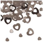 Folat Confetti Zilver hart 14 Gr.