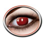 PartyXclusive Red screens Lenzen 1 paar (1 maand)