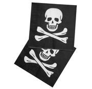 Boland Servetten Pirate Party 12 stuks
