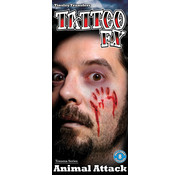 Tinsley Transfers Tinsley Tattoo FX - Animal Attack
