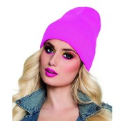 Boland Fluor muts Roze - Neon beanie Pink