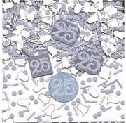 UNIQUE Confetti 25 years together