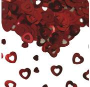 Folat Confetti hart rood 14 gram