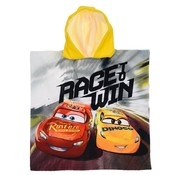 Disney Badponcho Cars Rac & Win