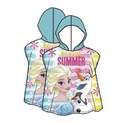 Disney Badponcho Frozen We love summer