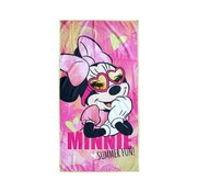 Disney Badhanddoek Minnie Mouse Summer fun 70x140cm