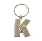 """Miko Luxe sleutelhanger """"Letter K"""""""