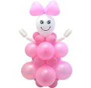 Folat Geboorte Meisje Ballonnen Knutsel Set