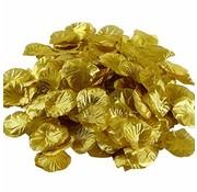 Folat Rozenblaadjes Goud 144 stuks