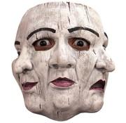 Ghoulish productions Masker Commedia di Papiere voor volwassenen