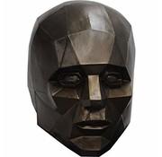 Ghoulish productions Masker Low Poly Portarit voor volwassenen