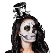 Boland Tiara met Skelet Hoedje