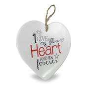"""Miko Hartje voor jou """"Heart forever"""""""