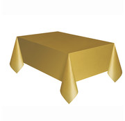 UNIQUE Tafelkleed Goud 137x274 cm