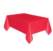 UNIQUE Tafelkleed Rood 137x274 cm