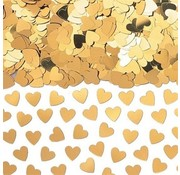 Haza Original Confetti Hearts Goud 14 Gram