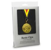 "Miko Gouden Medaille 'Beste Opa"""