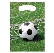 Feestzakjes Soccer 8 stuks