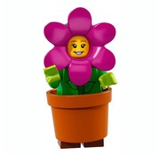 Lego LEGO® Minifigures Series 18 - Bloempotmeisje 14/17 - 71021