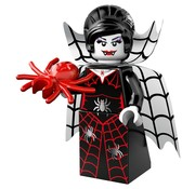 Lego LEGO® Minifigures Series 14 Monsters  - Spinnenvrouw 16/16 - 71010