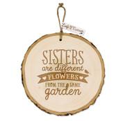 "Miko Boomschijf Hanger ""Sisters"""