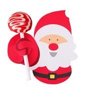 Joni's Winkel Lolly houders Kerstman 25 stuks