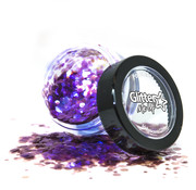 "PaintGlow PaintGlow Fantasy Iridescent Chunky Loose Glitters ""Fairy Queen"" 3g"