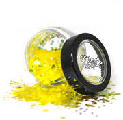 "PaintGlow PaintGlow Fantasy Iridescent Chunky Loose Glitters ""Golden Griffin"" 3g"