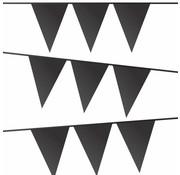 Joni's Winkel Vlaggenlijn Zwart 10 meter