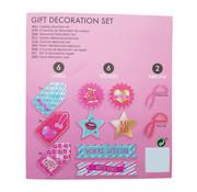 """Joni's Winkel Labels cadeau decoratie set """"you're special"""""""