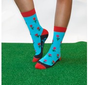 "Hingly Fun-Socks ""Casual Tulp"" maat 36-40"