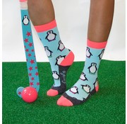 "Hingly Fun-Socks ""Casual Pinguin"" maat 36-40"