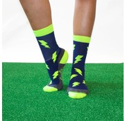 "Hingly Fun-Socks ""Casual Lightning"" maat 36-40"