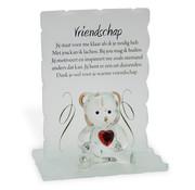 "Miko Angel & Bear ""Vriendschap"""