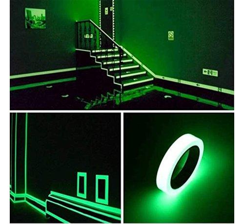 Joni's Glow-Shop Glow in de Dark Tape - 2.5 cm - 5 meter