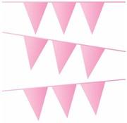 Joni's Winkel Vlaggenlijn Roze 10 meter