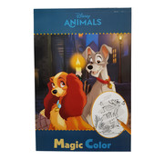 "Disney Toverblok Disney ""Animals"" 24 pagina's"