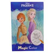 """Disney Toverblok Disney """"Frozen II"""" 24 pagina's"""