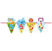 Folat Vlaggenlijn Fun 5 jaar